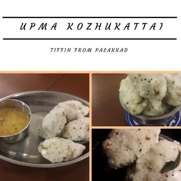 Upma Kozhukattai
